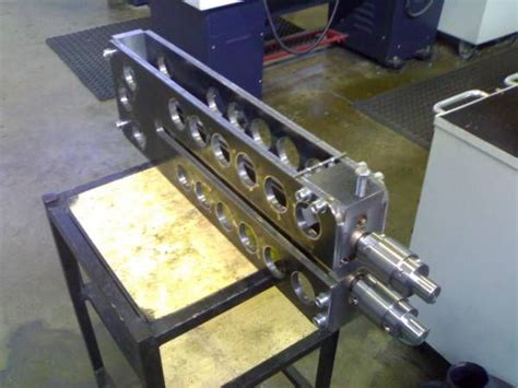 diy metal fabrication projects my bead roller construction page 2 metal meet forums garage stuff