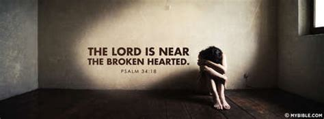 Jesus Comforts The Brokenhearted by Psalms 34 18 Nkjv The Lord Is Near The Broken Hearted