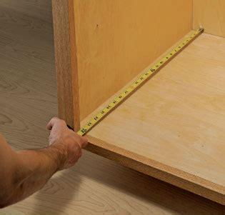 measuring for side mount drawer slides choosing the right drawer slide rockler how to