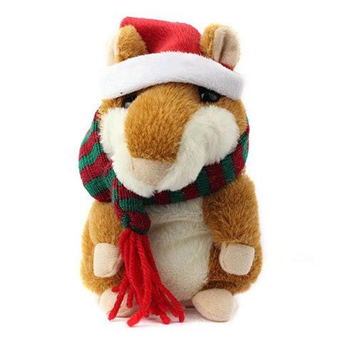 Talking Hamster Boneka Hamster Bicara Boneka Hamster Peniru Suara boneka hamster peniru suara brown dinomarket