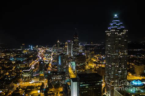 lights atlanta atlanta city lights photograph by doell