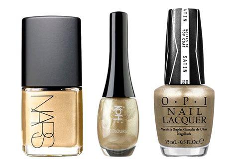 Gouden Nagellak by Gouden Nagellak Voor Vanavond Fashionjunks Nl