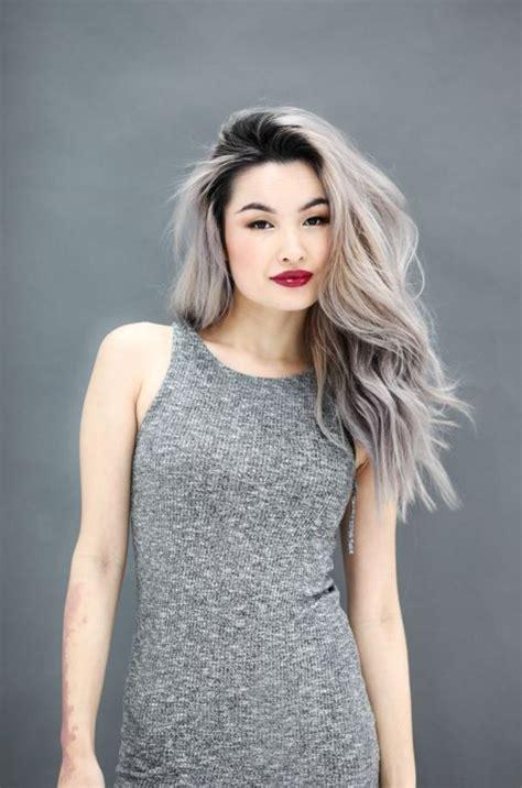 japanesse women with grey hair kadınların tercihi 17 ombre sa 231 modelleri 2017 2017 sa 231