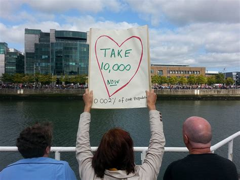 irish refugee council in dublin solidarity with refugees 10 things you can do to help in