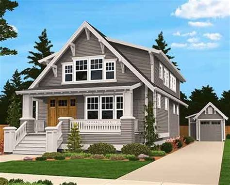 Narrow Lot Bungalow House Plans by 17 Best Ideas About Bungalow House Design On