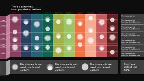 templates für blender powerpoint timeline matrix layout slidemodel