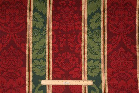 burgundy curtain fabric braemore landry printed cotton drapery fabric in burgundy