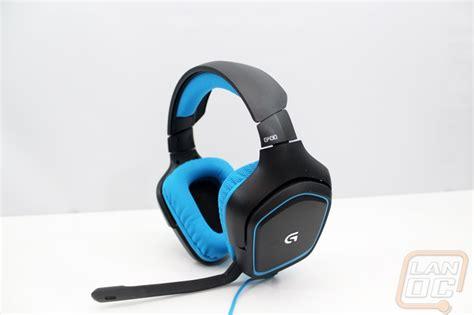 Busa Earcup Earpad Headset Logitech G430 logitech g430 lanoc reviews