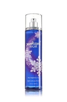 Bath Works Fresh Sparkling Snow Fragrance Mist 236 Ml lemon pomegranate fragrance mist signature