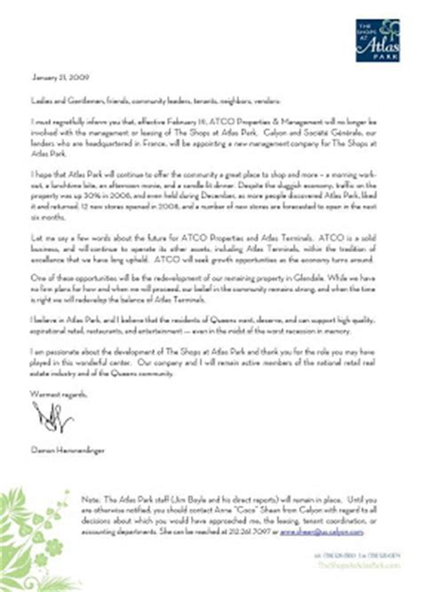 Welcome Letter To New Tenants From Landlord Mamiihondenk Org