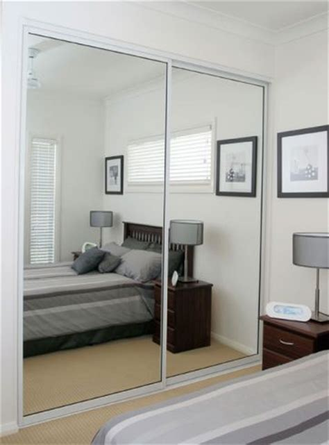 Built In Mirrored Wardrobe by Mirrored Wardrobe Doors Sliding Mirror Wardrobe Doors