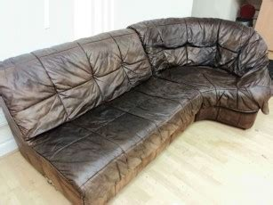 sofa surgeon german aniline sofa restore the leather surgeons