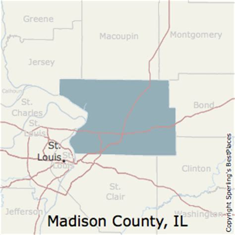 madison county section 8 best places to live in madison county illinois