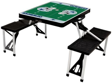 dallas cowboys folding table cowboys tables dallas cowboys table cowboys table