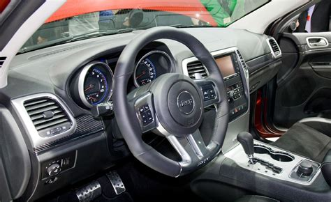 jeep grand cherokee interior 2012 new york 2011 2012 jeep grand cherokee srt8 blends insane