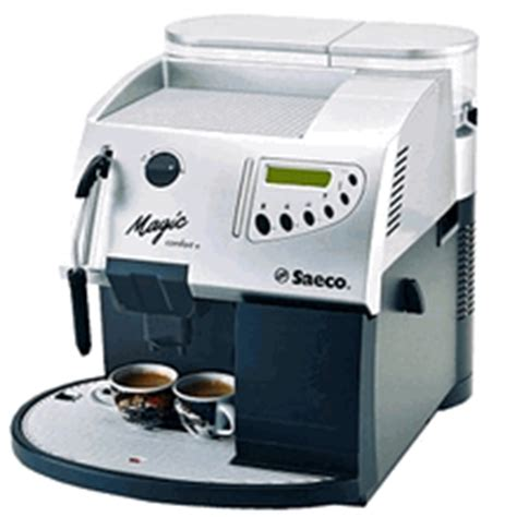 saeco magic comfort plus saeco magic comfort plus espresso cappuccino coffee machine