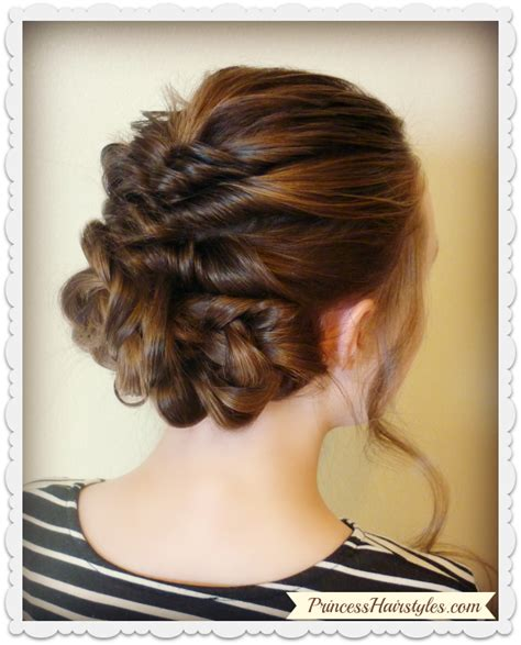 Princess Hairstyle For by Hairstyles For Princess Hairstyles