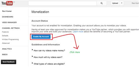 adsense youtube monetisation how to get an approved adsense account in 1 hour