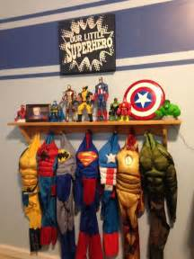 Holiday Wood Crafts - super hero wall ideas for kids crafty morning