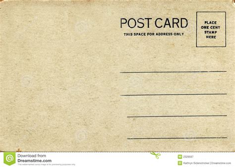 post card 1920 s postcard tone stock image image 2329597