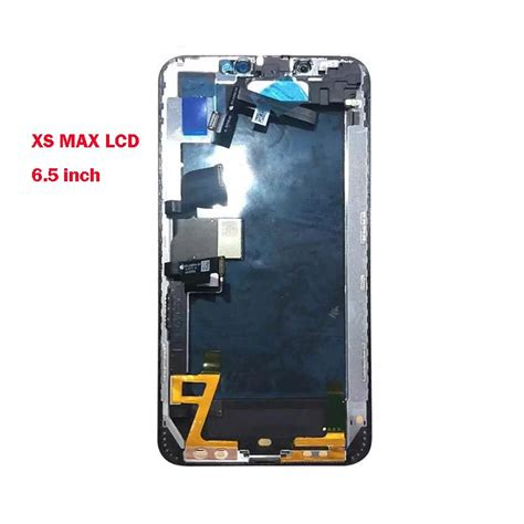2019 original lcd for iphone xs xr xs max oled touch screen with identifacation 3d touch