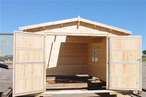 Garage Bausatz Massiv by Garagen Bauen Holzgaragen Planen Sams Gartenhaus Shop