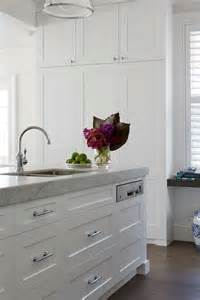 overlay thick gorgeous white kitchen looks like