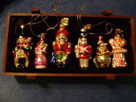 thomas pacconi classic glass christmas ornaments thomas
