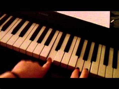 all i want tutorial piano all i want for christmas is you mariah carey easy piano