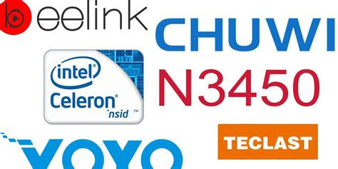 Intel Celeron N3450 intel celeron n3450 tablette chinoise net tablette et