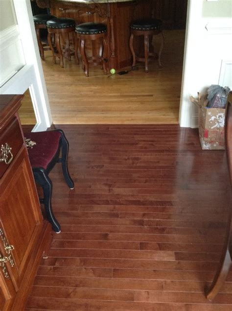 Can You Mix Hardwood Flooring In A House by Mixing Hardwoods