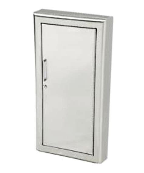 12 x 27 fire extinguisher cabinet, fire resistant, solid
