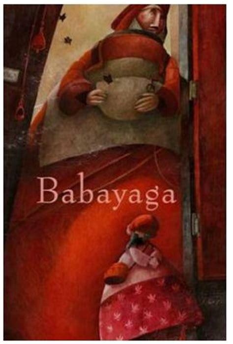 libro babayaga minialbumes rebecca drautremer literaturilandia