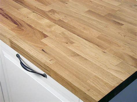dekor asteiche arbeitsplatte k 252 chenarbeitsplatte massivholz wildeiche