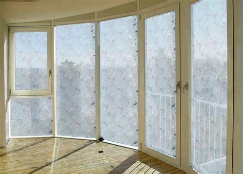 Fensterfolien Sichtschutz by Fensterfolie Bl 228 Tter Glc 1058 Statische Dekorfolie