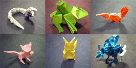 How To Make Origami Bulbasaur - origami search fandancy