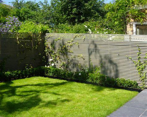 Horizontal Garden Trellis Bespoke Design Manufacture Of Contemporary Trellis