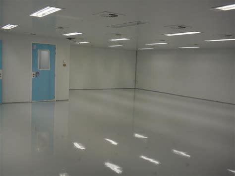 sulle banche etapes de construction d une salle propre