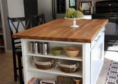 Kitchen Island Ideas How To Make A Great Kitchen Island Diy Kitchen Island Ideas