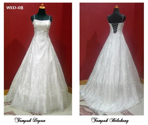 Baju Wanita Second Murah baju pesta gaun pengantin second new murah