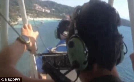 house boat sex family saved after plane crashes off honduras coast as