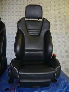 f s audi b7 rs4 usa front recaro seats black leather