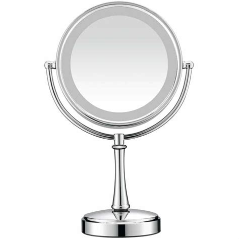 conair led lighted mirror lighted makeup mirror roselawnlutheran