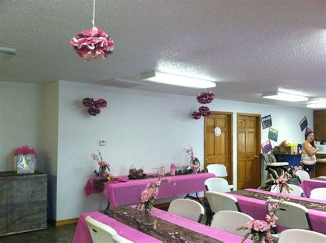 Pink Camo Baby Shower Decorations by Pink Camo Baby Shower Decorations Car Interior Design