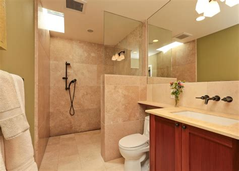 Master Bathroom With Walk In Shower Master Bathroom Walk In Shower Image Bathroom 2017