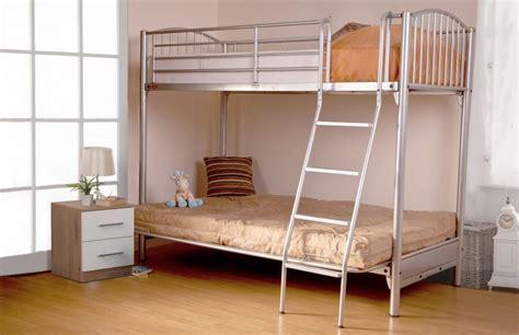 Sweet Bunk Beds Sweet Dreams Garnet Metal Bunk Bed Frame By Sweet Dreams