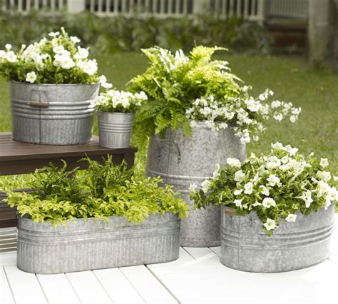 Pottery Barn Planters by Terracotta Planters Archives Design Works