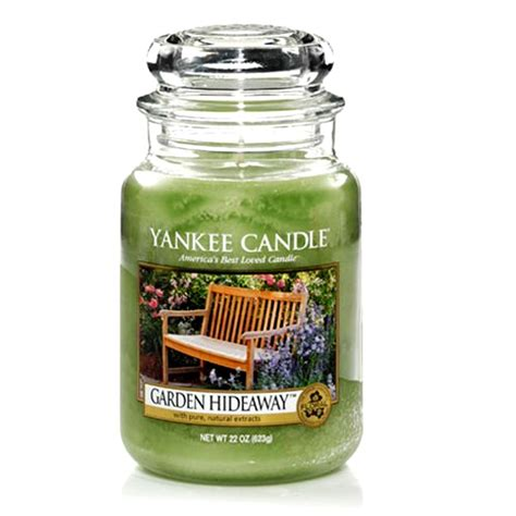 yankee candele yankee candle garden hideaway buy yankee candle garden