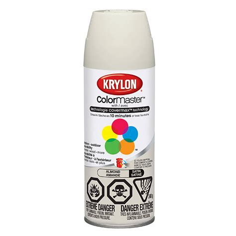 krylon quot colormaster quot indoor outdoor spray paint r 233 no d 233 p 244 t