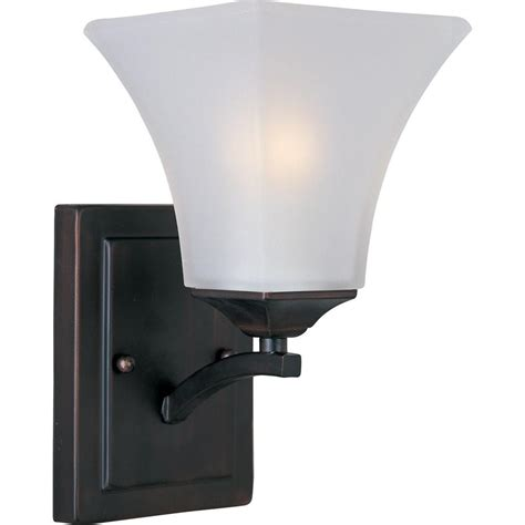 hton bay woodbridge collection 1 light rubbed